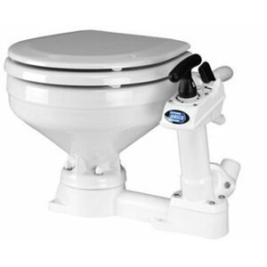 Jabsco Twist Lock Compact - ruční toaleta