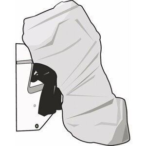 Talamex FULL OUTBOARD COVER S