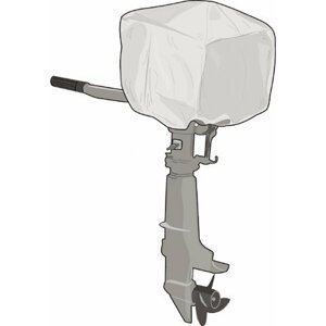 Talamex OUTBOARD COVER XXS