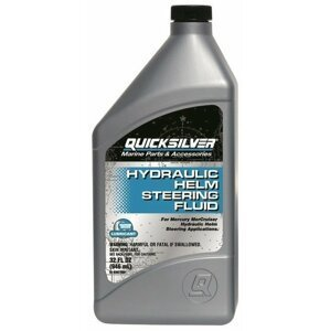 Quicksilver Hydraulic Helm Steering Fluid