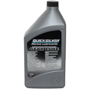 Quicksilver High Performance Gear Lube 1L