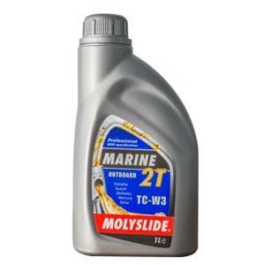 Molyslide 2T Outboard TC-W3