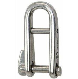 Wichard Key Pin šekl s hrazdičkou 6mm