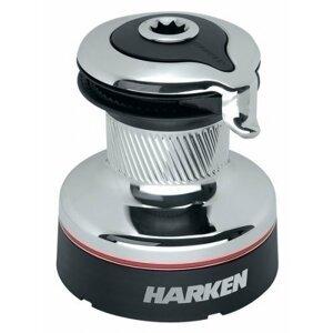 Harken Harken 50.2STC Radial 2 Speed ChromeSelf-Tailing Winch - vinšna