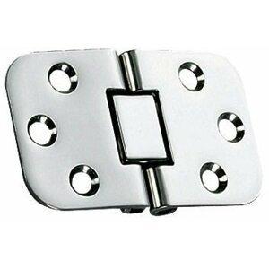 Osculati Foldable hinge 68x42 mm