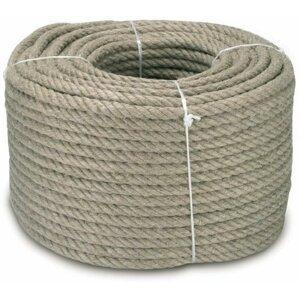 Lanex Klasické prírodní lano 10mm x 20m