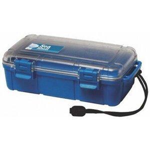 Lalizas Sea Shell Unbreakable Case 224 x 130 x 70 mm- Blue