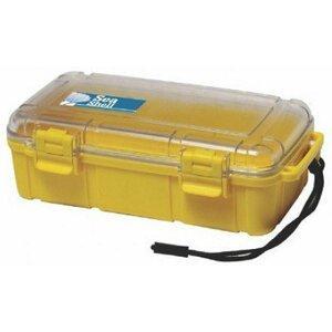Lalizas Sea Shell Unbreakable Case 224 x 130 x 70 mm - Yellow