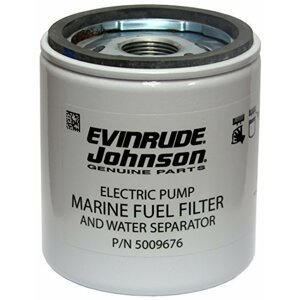 BRP Evinrude Johnson 10 Micron Fuel Filter 5009676