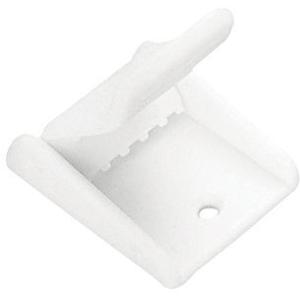 Nuova Rade PVC přezka na popruh 30mm bílá