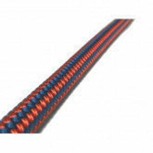 Lanex Gumové lanomodro-červené 5mm