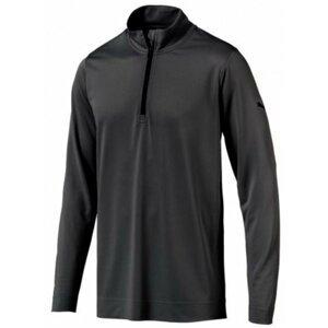 Puma Evoknit Essential 1/4 Zip Mens Sweater Puma Black L