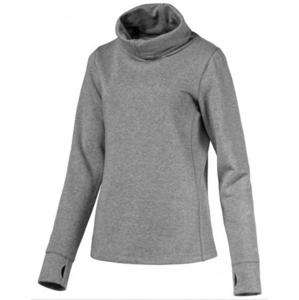 Puma Cozy Womens Sweater Gray L