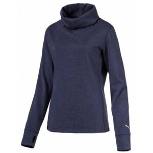 Puma Cozy Womens Sweater Peacoat S