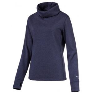 Puma Cozy Womens Sweater Peacoat L