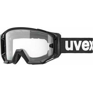 UVEX Athletic Bike Black Mat/Clear