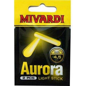 Mivardi Chemické svetlo Aurora 4,5 mm