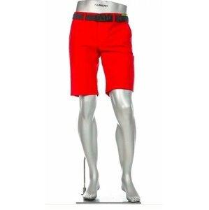 Alberto Earnie Waterrepellent Revolutional Mens Shorts Dark Red 48