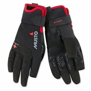 Musto Performance Long Finger Glove Black S jachtařské rukavice