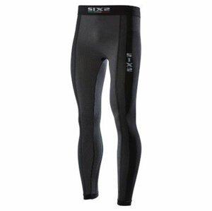 SIX2 Leggings Black Carbon M