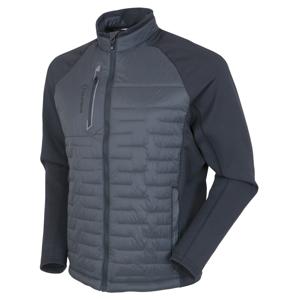 Sunice Hamilton Hybrid Mens Jacket Charcoal/Charcoal Melange L