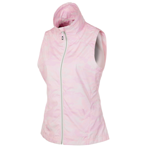 Sunice Keira Womens Vest Orchid Pink Camo L