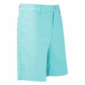 Footjoy Lite Slim Fit Pánské Kraťasy Aqua 36