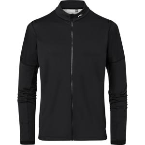 Kjus Diamond Fleece Mens Jacket Black 50