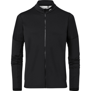 Kjus Diamond Fleece Mens Jacket Black 56