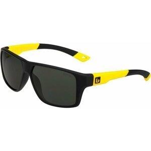 Bollé Brecken Floatable Black Yellow HD Polarized TNS