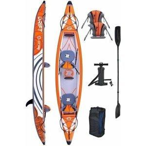 Zray Drift 14'0'' White/Orange