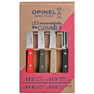 Opinel Les Essentiels Loft Box Set
