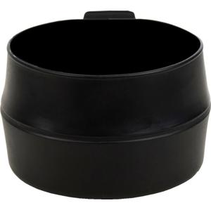 Wildo Fold a Cup Army Black L
