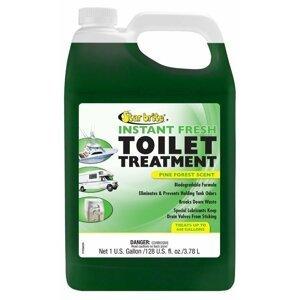 Star Brite Instant Fresh Toilet Treatment Pine Forest Scent 3,79l