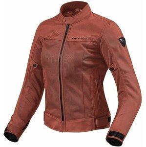 Rev'it! Jacket Eclipse Ladies Burgundy Red 40