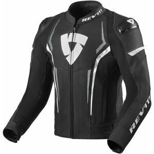 Rev'it! Jacket Glide Black/White 50