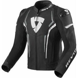 Rev'it! Jacket Glide Black/White 54
