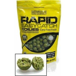 Mivardi Rapid Boilies Easy Catch - Garlic + Chilli (3300g / 20mm)