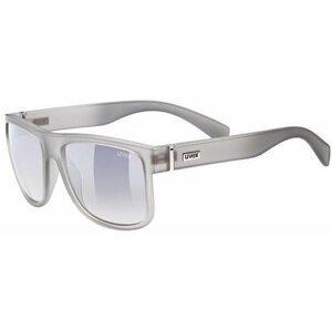 UVEX LGL 21 Transparent Grey Mat