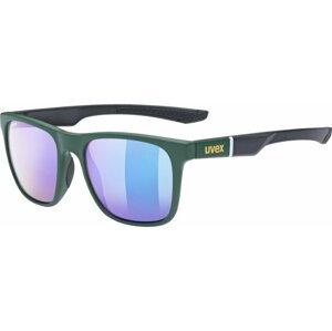 UVEX LGL 42 Green Black Mat