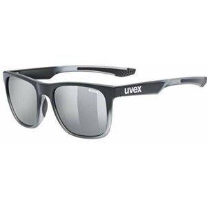UVEX LGL 42 Black Transparent