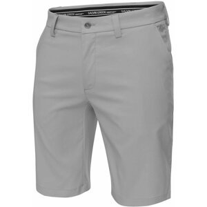Galvin Green Paolo Ventil8+ Mens Shorts Steel Grey 40