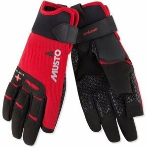 Musto Performance Long Finger Glove True Red L