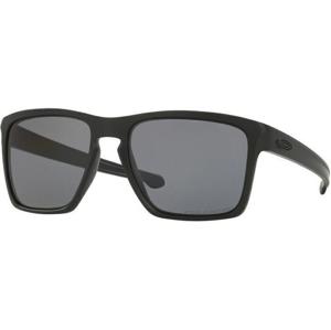 Oakley Sliver XL Matte Black/Grey Polarized