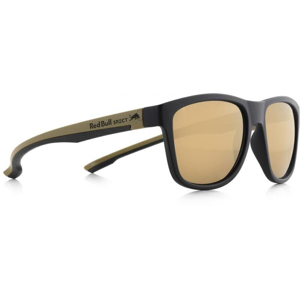 Red Bull Spect Bubble Black/Black/Brown With Gold Mirror