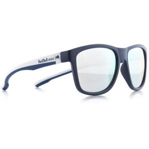 Red Bull Spect Bubble Dark Blue/Dark Blue/Smoke With Strong Silver Mirror