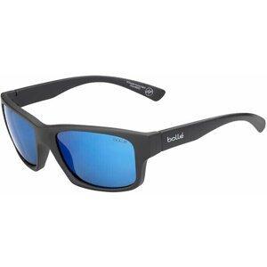 Bollé Holman Floatable Matte Black/HD Polarized Offshore Blue