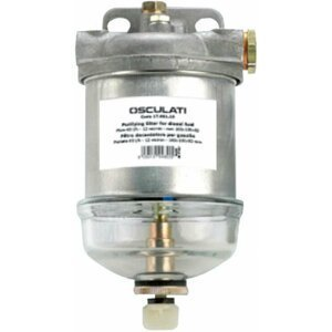 Osculati Purifying Filter for Diesel Oil 65 l/h