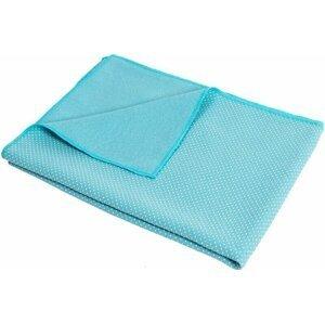 Pure 2 Improve Yoga Towel Anti-Slip Blue