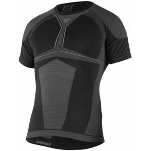 Dainese D-Core Dry Tee SS Black/Anthracite L